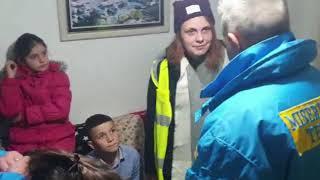 Un anno dal sisma dell'Albania: l'impegno della Misericordia