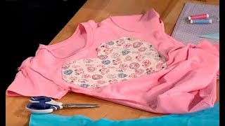 Как старую футболку преобразить в модную с дырками - Все буде добре - Выпуск 615 - 10.06.15