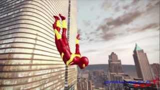 The Amazing Spiderman (PC) Iron Spider!