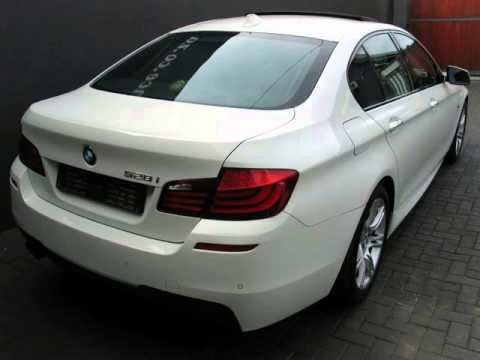 2012 bmw 5 series 528i f10 m series sport auto for sale on auto trader south africa youtube. Black Bedroom Furniture Sets. Home Design Ideas