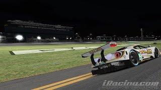 iRacing | Daytona 24h | Ford GTE 2017 | Halko Racing | Split 2 | 12-24