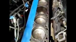 Jeep 96 Cherokee head gasket job