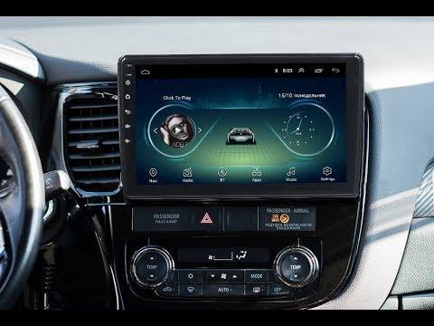 Штатная магнитола Mitsubishi Outlander III (2012-2017) Android TA083