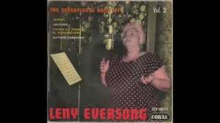 LENY EVERSONG - JEZEBEL - EP THE SENSATIONAL VOICE OF VOL 2 - CORAL ECV 18077
