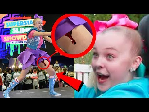 JOJO SIWA MOST EMBARRASING MOMENTS