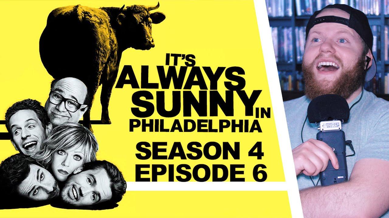 Download IT'S ALWAYS SUNNY IN PHILADELPHIA Season 4 Episode 6: Mac and Charlie Die, Part 2 REACTION