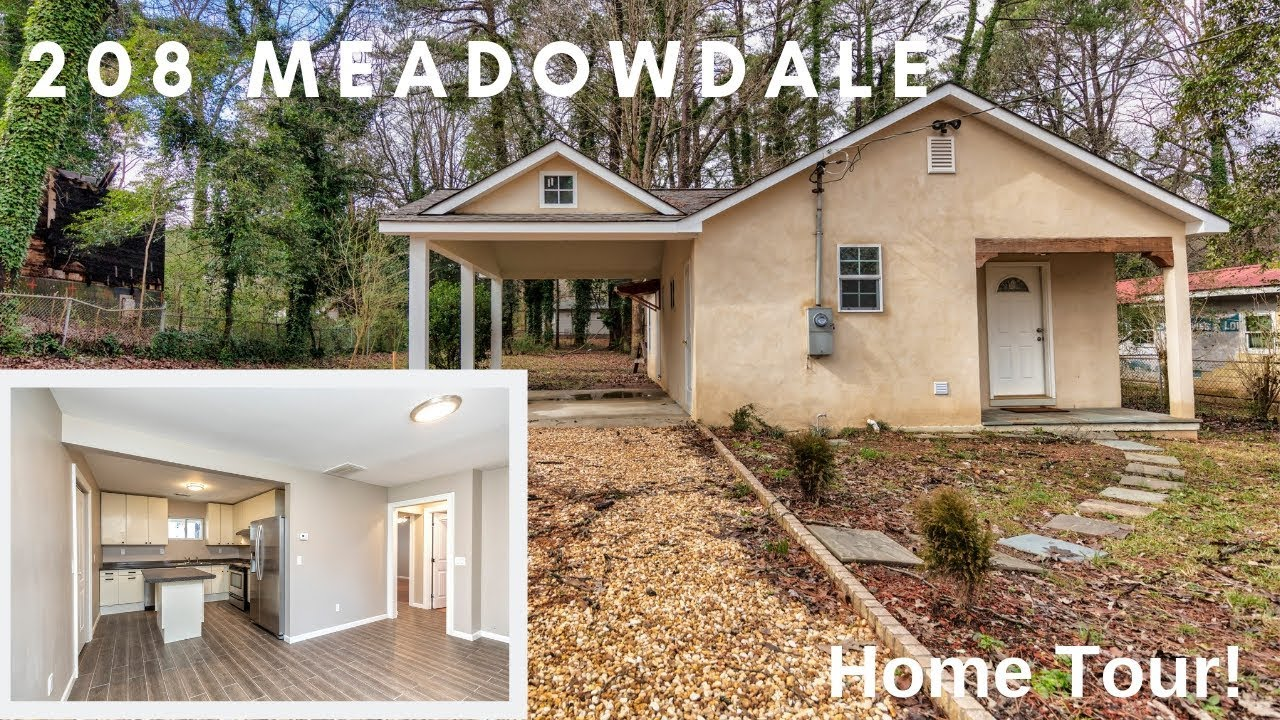 Home Tour of 208 Meadowdale Ave