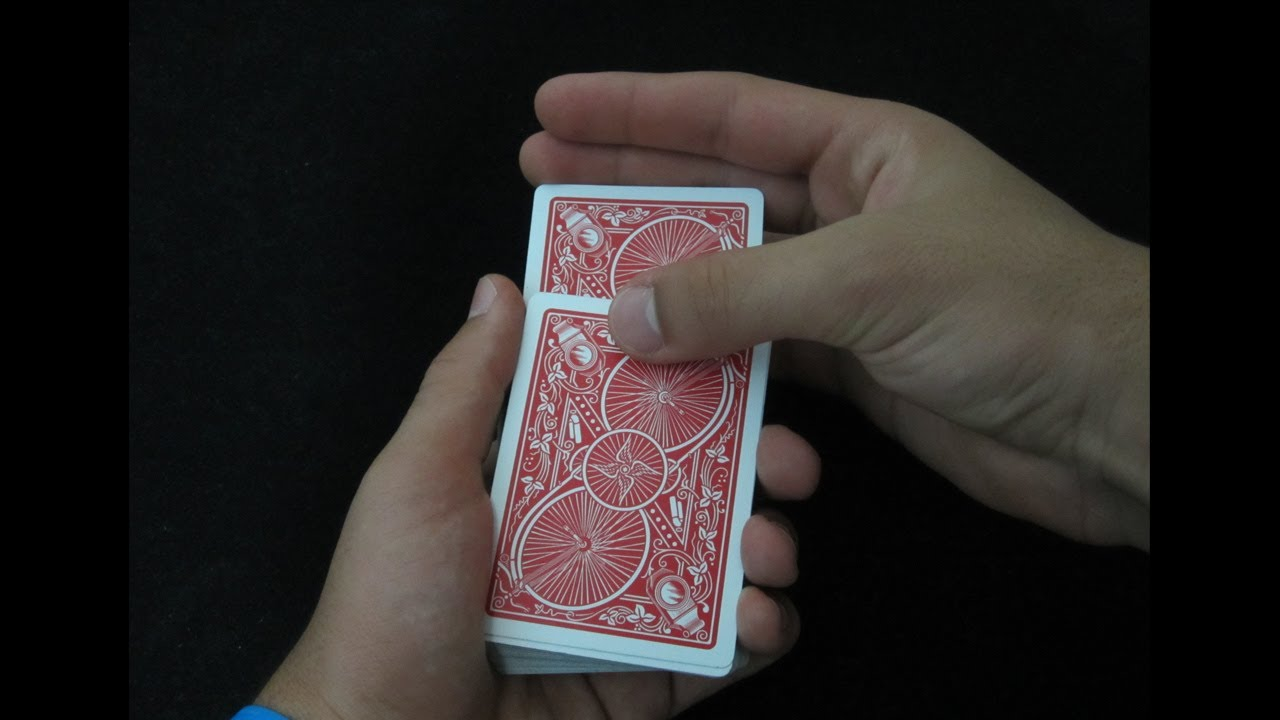AMAZING card control REVEALED / Very convincing / Easy to ...