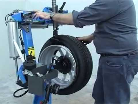 Cemb Usa Px980 Pax Tire Changer Youtube