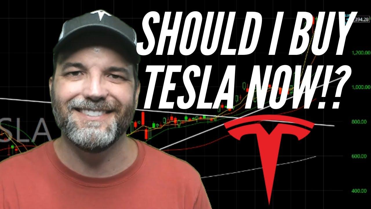 TSLA Stock: Should I Buy Tesla Stock Now or Is It Too High?