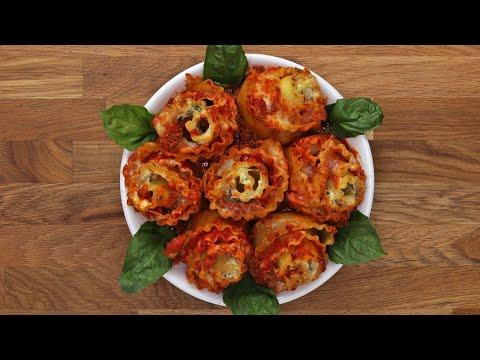 Upside Down Lasagna Recipe Buzzpls Com