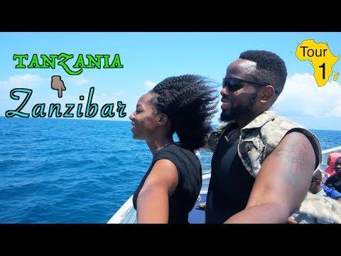 ON MY WAY TO ZANZIBAR || Africa Tour Episode 1