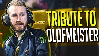 Tribute to FaZe olofmeister! BEST OF olofmeister in FaZe Clan! (Farewell)