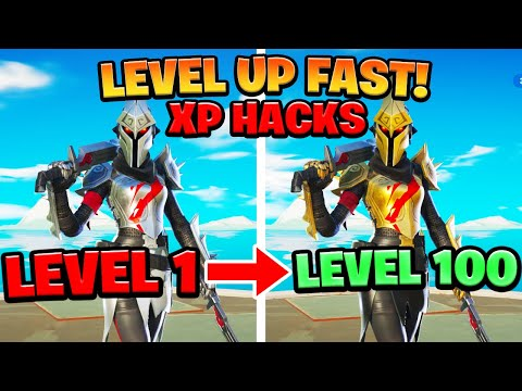 How To LEVEL UP FAST In Fortnite Season 3! (EASY XP HACKS) - Fortnite Chapter 2 Season 3!