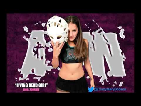 Crazy Mary Dobson AIW Theme Song 1