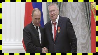 Орден Жириновскому 21.05.2015