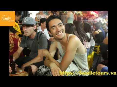 Hanoi Foodie Tours - When new friends appeared - vlog 29