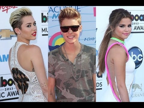SELENA GOMEZ or MILEY CYRUS : Was Miley Dating Justin Bieber ??