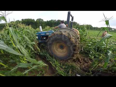 Rice Tires To The Rescue!