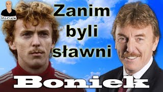 Zbigniew Boniek | Zanim byli sławni