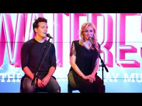 Watch Jason Mraz & Betsy Wolfe Sing Songs from Broadway's WAITRESS