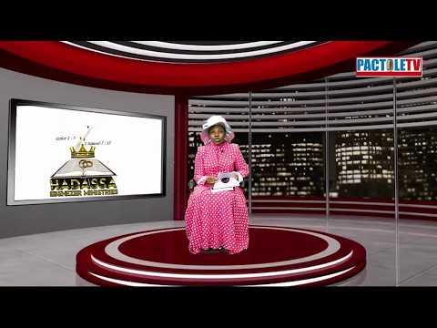 L'HABIT DES NOCES  par Le Pasteur Mireille Tshilumba Banza
