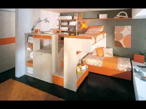 Camerette Per Bambini Soppalco -  immagini