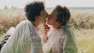 [ Spoil Alert ] That Summer Dream Between Elio and Oliver | Call Me by Your Name