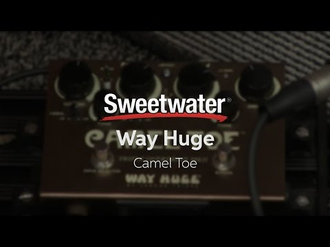 Summer NAMM 2016: Way Huge Camel Toe Triple Overdrive MkII Demo