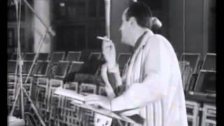 Sir Charles Mackerras - Recording 'Messiah' in 1960's