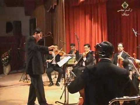 Sialk Chamber Orchestra Concert in Isfahan - Hossein Dehlavi - Bayat Isfahan