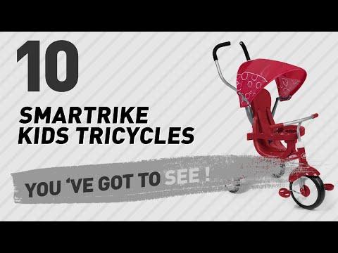 Smartrike Kids Tricycles // New & Popular 2017