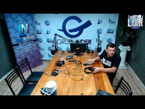 FM LIDER 100.9 - LA FORMULA DE LA RADIO - 15 DE DICIEMBRE DE 2017