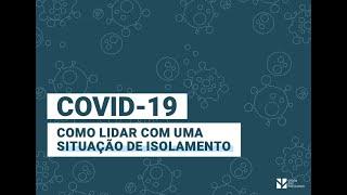 COVID-19 | Isolamento (OPP)