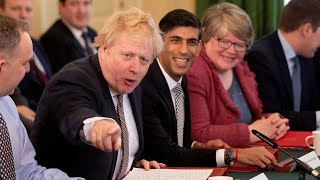 video: Boris Johnson's new cabinet agrees post-Brexit migration system