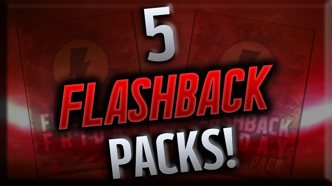 188d58f3dc51 5 FLASHBACK PLAYER PACKS! 1 Million Coin Opening! Madden Mobile 17 ...