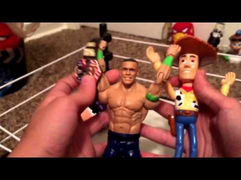 SMF Wrestling: U.S. rematch