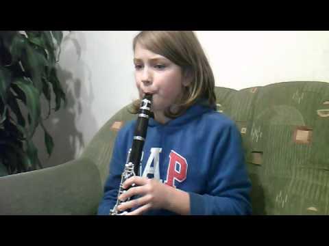 Clarinet consider yourself