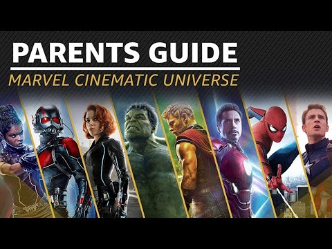 imdb parent guide captain marvel