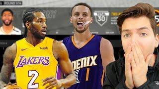 FANTASY DRAFT REBUILD VS THATWALKER! NBA 2K