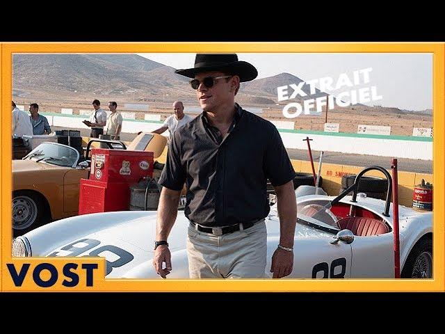 Le Mans 66 | Extrait [Officiel] Bill VOST HD | 2019