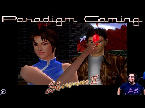 Shenmue II - Keep Calm and Catch Leaves |