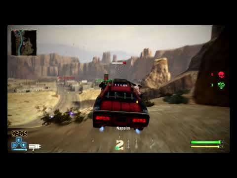 Twisted Metal PS3 Online XLink Kai 9/7/2019 2vs2