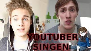 YouTuber singen - Taddl, GermanLetsPlay, ungespielt ...