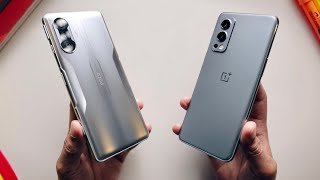 Oneplus Nord 2 vs Poco F3 GT | 20 Major Differences | Must Watch!