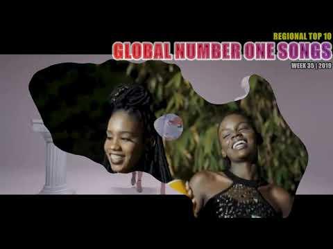 GLOBAL NUMBER ONE SONGS (week 35 / 2019)