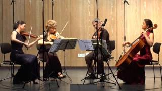 Wolfgang Amadeus Mozart String Quartet in C-Major, KV. 465 (Dissonance Quartet) - IV - Allegro molto