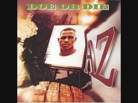 AZ- Doe or Die (w/ lyrics)