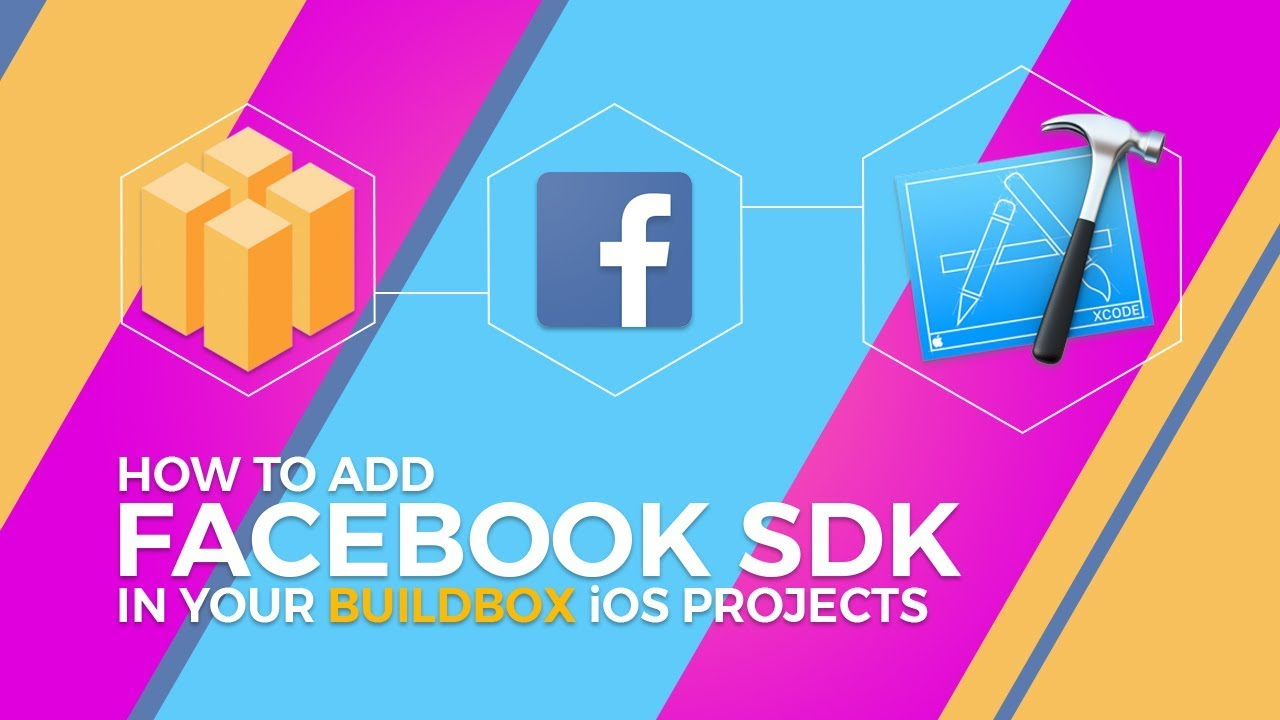 Add Facebook SDK Into your iOS Xcode Buildbox Projects - iOS Xcode Tutorial