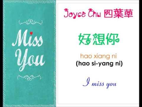 Hao Xiang Ni by Joyce Chu